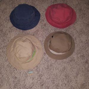 Bundle of Bucket Hats